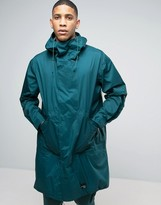 adidas Berlin Pack EQT Parka In Green BK2188