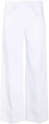 Piazza Sempione Straight Fit Trousers