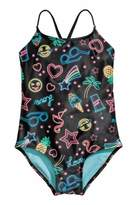 H&M Swimsuit with Printed Design