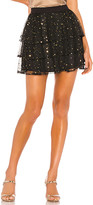 Privacy Please Celeste Mini Skirt