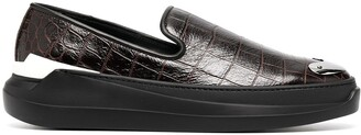 Giuseppe Zanotti Conley slip-on loafers
