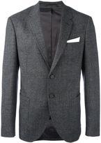 Neil Barrett two button suit jacket