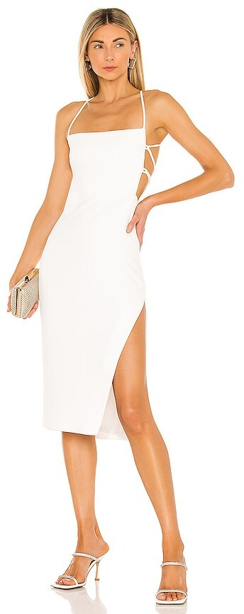 Thumbnail for your product : NBD Becky Midi Dress