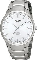 Pulsar Uhren Men's Quartz Watch Modern PS9009X1 with Metal Strap