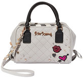 Betsey Johnson Peek A Boo Satchel