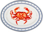 Golden Rabbit Crab House Oval Platter