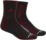 adidas outdoor High Frequency Socks - 2-Pack, 3/4 Crew (For Men)