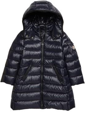 Moncler Moka Water Resistant Down Hooded Puffer Coat