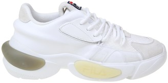 Fila Sneakers Coordinate Wmn In Technical Fabric Color White