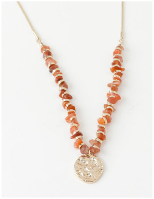 Piper Stone Long Necklace