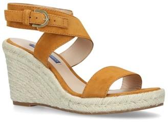 Stuart Weitzman Lexia Wedge Sandals 20