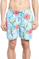 Tommy Bahama Men's Big & Tall Naples Fira Floral Swim Trunks