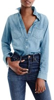 J.Crew Women's Everyday Chambray Shirt