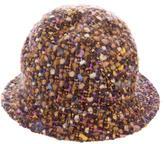 Bogner Wool Bouclé Bucket Hat