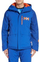 Helly Hansen 'Fernie' Water Repellent Ski Jacket