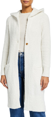 UGG Judith Fluffy Hooded Cardigan