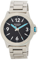 Nixon Men&s Cardiff Stainless Steel Watch