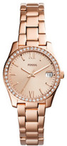 Fossil Scarlette Rose Gold Watch