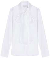 Osman Sanaz Smocked Shirt