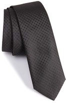 BOSS Men's Dot Jacquard Silk Tie