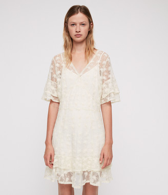 AllSaints Lula Nisha Dress