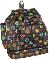 Kalencom 0-88161-13265-5 Chocolate Doodle Bugs Backpack