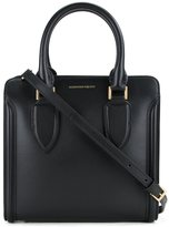 Alexander McQueen small 'Heroine' open tote - women - Calf Leather - One Size