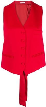 Styland Button-Up Waistcoat