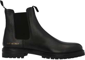Common Projects winter Chelsea Bumpy Shoes