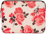 "Kate Spade Rose 13"" Laptop Sleeve Case"