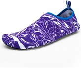 SAGUARO Unisex Barefoot Water Skin Shoes Beach Swim Surf Yoga Shoes
