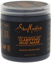 Shea Moisture SheaMoisture African Black Soap Clarifying Mud Mask 6 oz