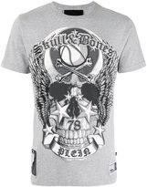 Philipp Plein printed T-shirt - men - Cotton - S
