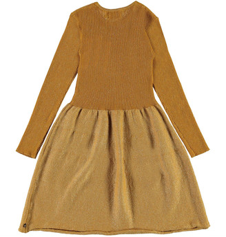 Molo Cameron Knitted Smock Dress, Size 3T-16