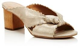 Jack Rogers Women's Holly Block-Heel Slide Sandals