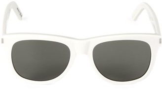 Saint Laurent 57MM Square Acetate Sunglasses