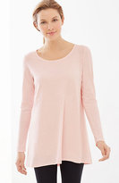J. Jill Pure Jill Seamed Swing Tunic