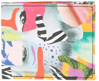 Cuater By Travis Mathew Psych Bifold Wallet
