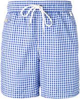 Polo Ralph Lauren gingham print swim shorts - men - Polyester - S