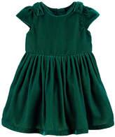 CARTERS Carter's Short Sleeve Dress Set - Baby Girls