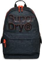 Superdry Two Tone Logo Montana Rucksack