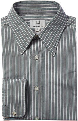 Dunhill Tailored Fit Dress Shirt