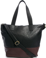 Pieces Eike Two Tone Shoulder Bag