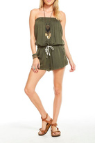 Chaser Heirloom Romper