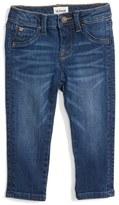 Infant Girl's Hudson 'Collin' Skinny Jeans