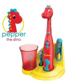 Brusheez Kids Electric Toothbrush Dinosaur Set