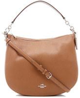 Coach Women's Chelsea 32 Hobo Bag Saddle