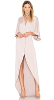 Gemeli Power Peche Robe Gown