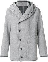 Emporio Armani Caban coat