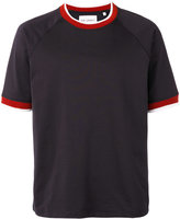 Our Legacy contrasting collar T-shirt - men - Cotton/Polyester - XS